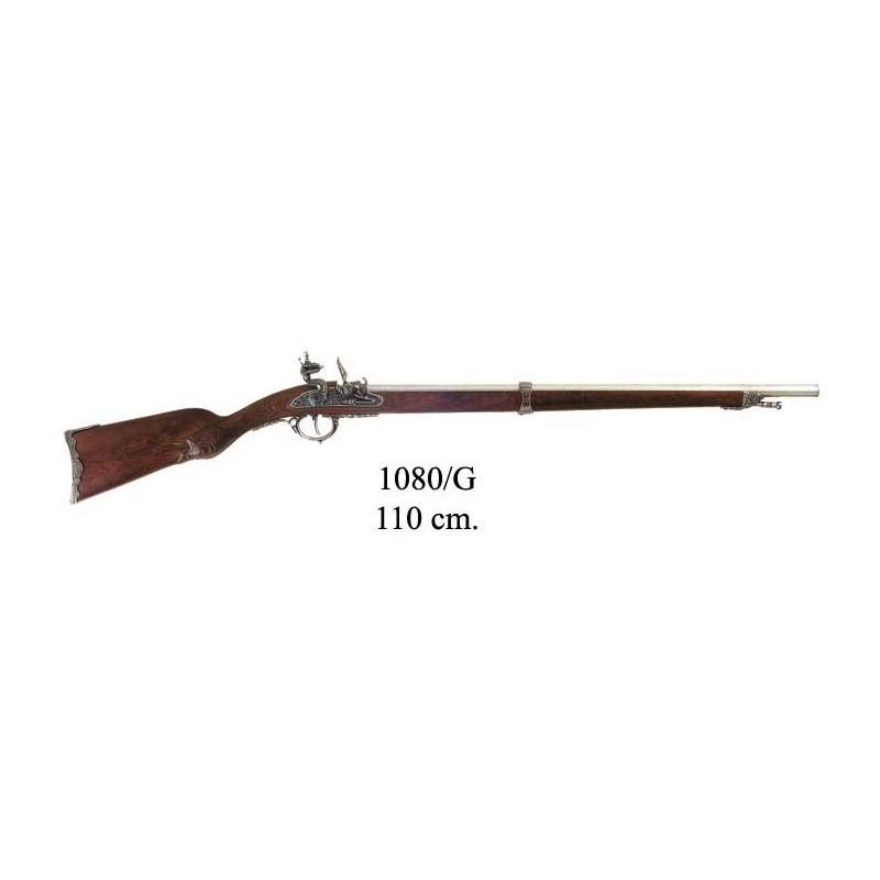 Soubojová křesadlová pistole Francie – Versailles 1810