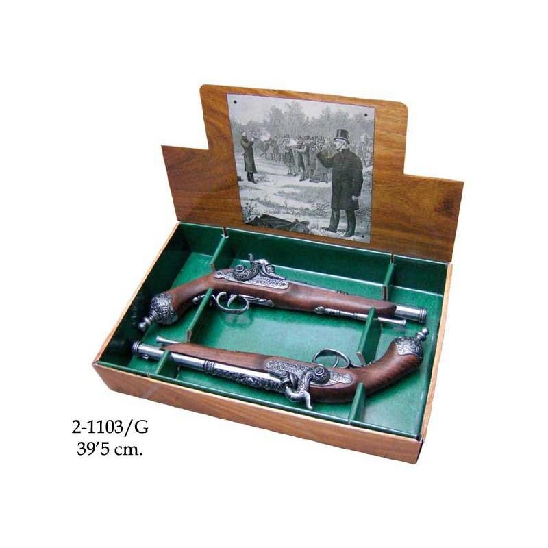 Kentucky pistole USA 19. století