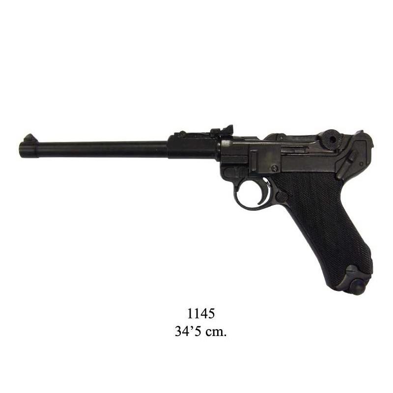 Samostatné westernové kožené pouzdro na pistoli