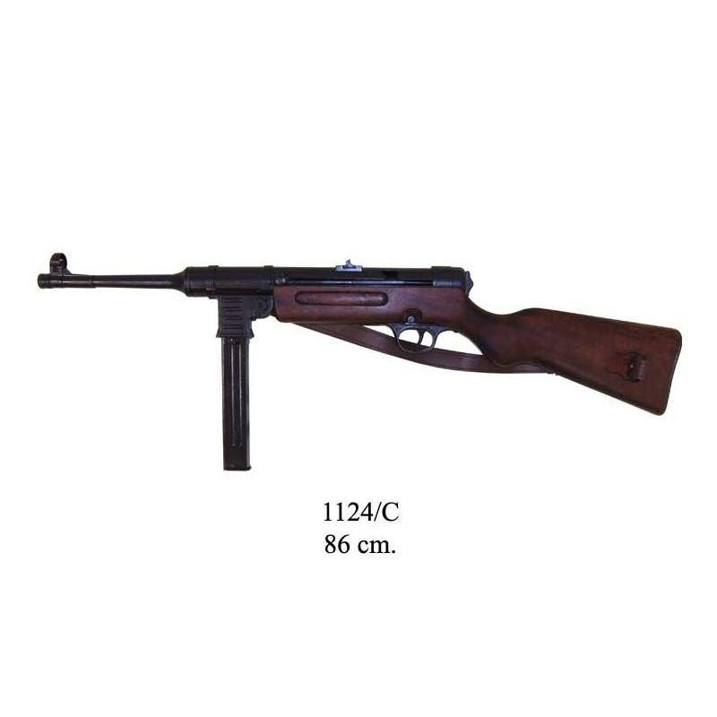 Šestihlavňový revolver.