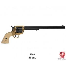 Automatická pistole.